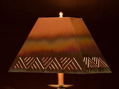 Copper Lamp Shades