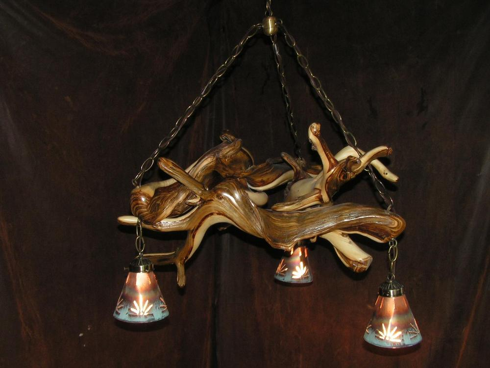 edge olive by with large maple edison chandelier wood made chandeliers custom live hand rustic bulbs